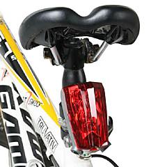 Pyöräilyvalot Pyöräilyvalot / Taka Bike Light LED / Laser Lumenia Patteri Punainen Pyöräily-MOON