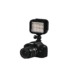 CN-LUX480 48 LEDs Video Light Photo Lamp for Canon Nikon Camera Video Camcorder 5600K/ 3200K