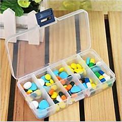 Simple Design Transparent Pill Box
