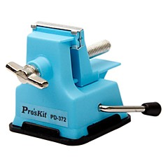Pro'sKit PD-372 Mini Vise (Kaakopening 25mm)