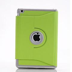 Rotatie Cross Lines patroon beschermende Sleeve Case voor iPad Mini 1/2