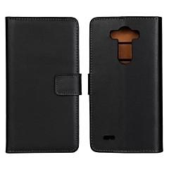 Mert LG tok Pénztárca / Flip Case Teljes védelem Case Egyszínű Kemény Műbőr LG LG G3