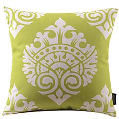 Hunaja huone Puuvilla / Pellava Koristeellinen tyyny