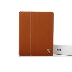 Høy grad av stoff Full Body sak for iPad 2/3/4 (assorterte farger)