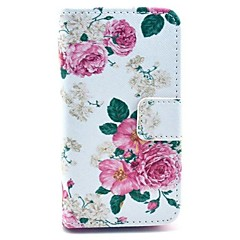 Rose Species Pattern Full Body Case for iPhone 4/4S