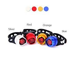 Rear Bike Light,Mountain Bike MTB Bicycle Warning Light Aluminum Alloy Helmet Lights,Safety