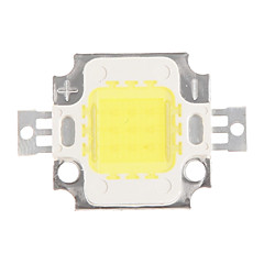 10W 800-900LM High Power LED integrado 6000-6500K Branco frio DC9-12V 900uA