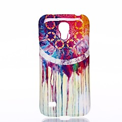 Colorful Tears Pattern Silicone Soft Case för Samsung S4 I9500