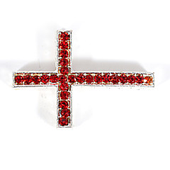 Alloy Cross DIY Charms Pendants for Bracelet & Necklace