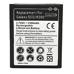 3.7V 2300mAh batteria Li-Ion per i9300 Samsung Galaxy s3