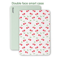 iSecret Cherry Double Face Smart Case for iPad  mini 3, iPad mini 2, iPad mini w/ auto sleep function