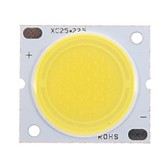 20W COB 1800-1900LM 6000-6500K Cool λευκό φως LED Chip (30-34V, 600uA)