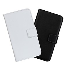 PU Leather Full Body Case with Stand and Card Slot for Samsung Galaxy Core I8260 (Assorted Colors)