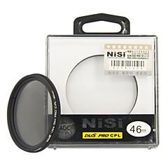 nisi 46mm pro cpl ultra mince filtre circulaire de l'objectif de polariseur