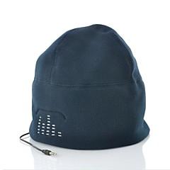 éneklő kalap beépített fejhallgató 3,5 mm-es iPhone tablet mp3