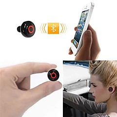 hodetelefon bluetooth v3.0 i øret stereo med mikrofon sport for iphone 6 / iphone 6 pluss (assorterte farger)
