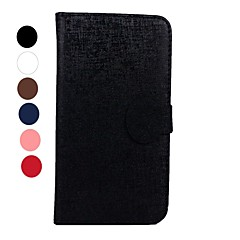Universal 5.3 -Inch PU Leather Case and Card Slot Shell  (Assorted Colors)