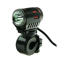 Zweihnder 1xCree XM-L T6 1100lm 6-Mode 360 stopni Obrotowy White Light Bike Lamp lub reflektorów