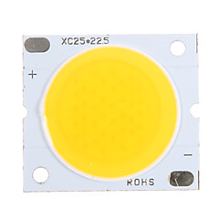 20W COB 1800-1900LM 3000K Warm White Light LED Chip (30-34V, 600uA)