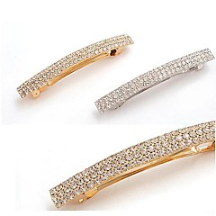 Volledige Diamond Crystal Diamond Hairpin