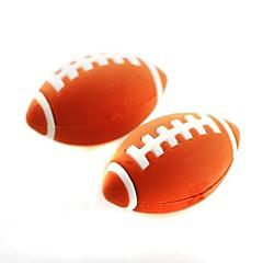 귀여운 분리 축구 모양의 지우개 (임의의 색 × 2 개)