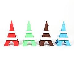 Creative Tower Rubber(1 PCS Random Color)