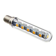 1.5W E14 Ampoules Maïs LED 16 SMD 5050 120 lm Blanc Chaud Décorative AC 100-240 V 6 pièces