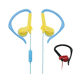 IN-049 Hi-Fi Stereo Adjustable On-Ear  Headphone with Mic Microphone (Assorted Color)