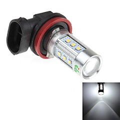 H8 15W 15 x SAMSUNG 2323 SMD 1450lm 6500k White Light LED For Car Headlamp (DC10~30V)