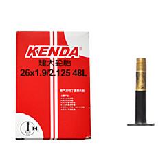 KENDA 26Inch 26*1.9/2.125 Butyl Rubber AV 48mm MTB tube