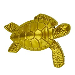 création de petites tortues d'eau briquets métalliques jouets