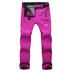 Women's Insulated Fleece Ski/snowboard Pants