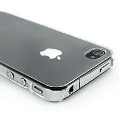 ultradünne transparente PC Hard Case für iPhone 4 / 4s