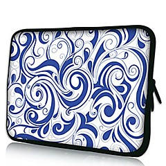 Elonno Beautiful Flowers Tablet Neoprene Protective Sleeve Case for 11'' Macbook Air Dell Acer HP