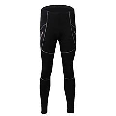 REALTOO® Pantaloni da ciclismo Per donna / Per uomo / Unisex Traspirante / Tenere al caldo / Asciugatura rapida / Fodera di vello