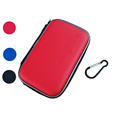 eva Haut Carry Reise Hard Case Tasche Etui Cover für Nintendo 3DS XL / XL