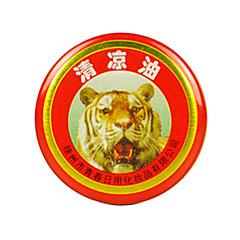 tigre esencial bálsamo de aceite de dragón ungüento de enfriamiento de enfriamiento de aceite mosquito pica a antipruriginoso (1 pc)