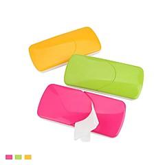 LEBOSH™Candy Series Ultrathin Ultralight Sun Visor Tissue Box