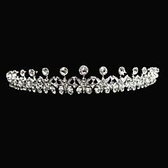 Γυναικείο Κορίτσι Λουλουδιών Κράμα Headpiece-Γάμος Τιάρες