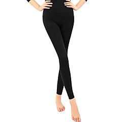 nők termikus fehérnemű gyapjú leggings karcsúsító kontroll bugyi karcsúsító has has comb csípő emelje ny053