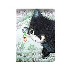 la peinture cas chat parfum pour Mini iPad 3, iPad 2 Mini, Mini iPad