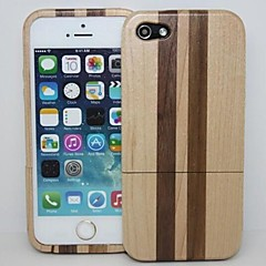 Protective Wood Back Case for iPhone  5G