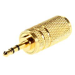 3.5mm vrouwelijk naar 2.5mm male adapter