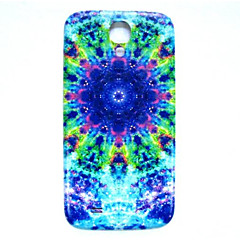 Aztec Totem Pattern Thin Hard Case Cover for Samsung Galaxy S4 I9500