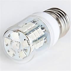4W E26/E27 LED Corn Lights T 27 SMD 5050 300 lm Blue AC 220-240 V