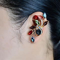 Ear CuffsJewelry Alloy / Rhinestone / Glass Wedding / Party / Daily / Casual / Sports