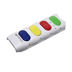 manejar y guitarra conveniencia estrella del pop para nintendo wii mando a distancia