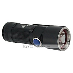 Olight S10-L2 BATON 5-Mode Cree XM-L2 U2 LED  Flashlight (400 Lumens 1 x CR123A / 1 x RCR123,Black)