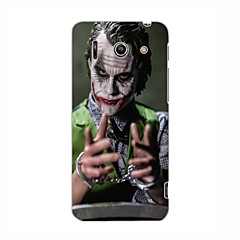 Clown Design Hard Case for HuaWei G510