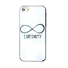 caso difícil padrão infinito para iPhone 4 / 4S